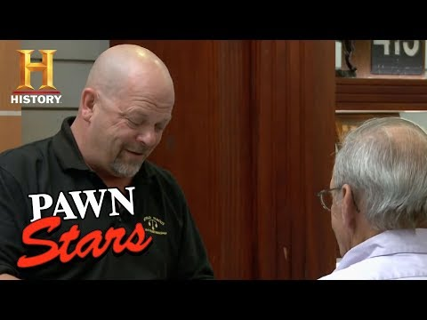 Pawn Stars: Polish Victims Relief Fund Doll | History