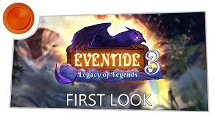 First Look - Eventide 3 Legacy Of Legends - Xbox One