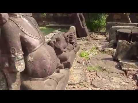 Most Beautiful Ancient 4th Century Stone carving of Markanda Temple, Gadchiroli