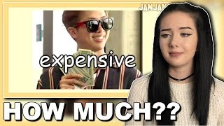 BTS Making People Feel Poor Reaction // itsgeorginaokay