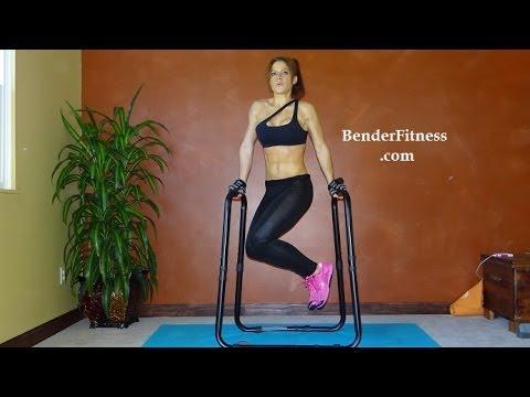 Bonus Round: Dip Stand Workout