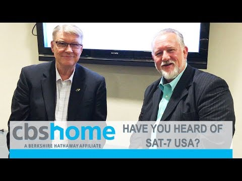 Omaha Real Estate Agent: Have You Heard of SAT-7 USA?