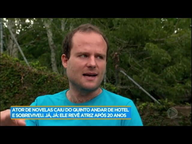 Vitor Morosini lê conversa onde se despediu da mãe antes de tentar suicídio