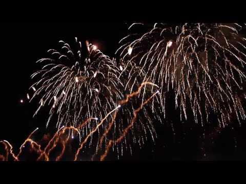 Vuurwerk Knokke-Heist 2016 Belgium Firework
