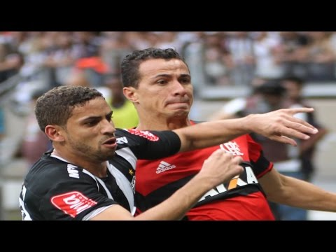 Atlético-MG 2 x 2 Flamengo - Narração: Luiz Penido & Caixa 29/10/2016