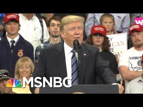 President Donald Trump Talks Impeachment, His Own Mental Health | The Last Word | MSNBC