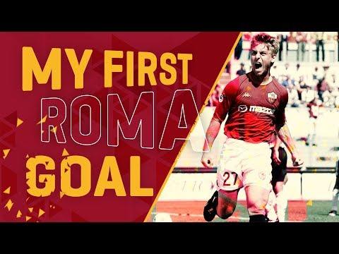 My First AS Roma goal: De Rossi v Torino