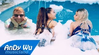 Nicki Minaj, Ariana Grande - Bed of You ft. Ed Sheeran