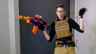 How To Be A Nerf Operator