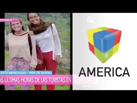 Crimen de las argentinas en Ecuador: La familia apunta a un caso de trata