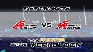 Armored Core Formula Front   Custom Battle #3