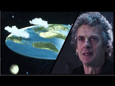 Flat Earth Reality Television? And a Very Dark Doctor Who Christmas!