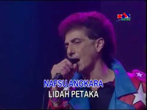 Gong 2000 - Lidah Petaka. Satu Jam Bersama Achmad Albar, Ian Antono, Eet Syahrani, Sjahranie
