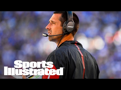 Falcons OC Kyle Shanahan To Take 49ers Head Coach Job   SI Wire   Sports Illustrated
