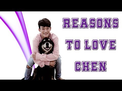 REASONS TO LOVE CHEN (EXO)
