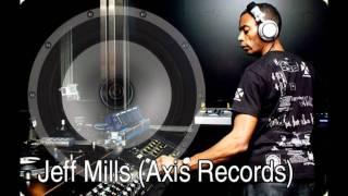 Jeff Mills - Confidentials 1-4 (B2)