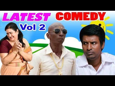 Latest Tamil Comedy Collection | Tamil...