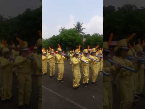 Elementary School Marching Band Competition 2017