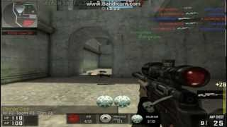 Repeat youtube video Blackshot (Sniper Rapid Firing Hack)