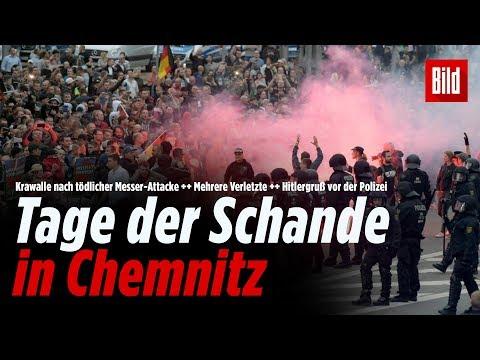 Chemnitz: Wie können solche Bilder in Deutschland möglich sein?