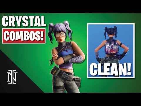 CRYSTAL COMBOS In Fortnite
