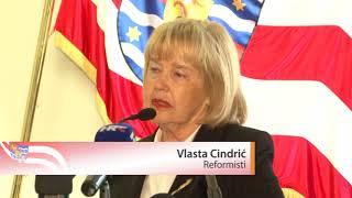 Sjednica Skupštine Varaždinske županije 19. travnja 2018.