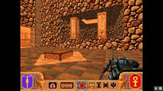 Powerslave aka Exhumed - MAP01 Abu Simbel - PC Gameplay Uncommented