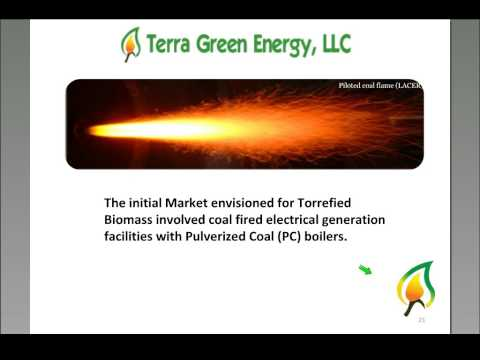 Northeast Bioenergy Webinar—Torrefaction