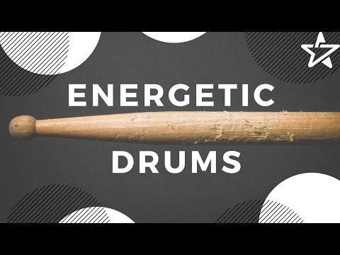 Upbeat Background Music For Videos | The Drums