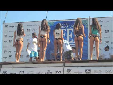 Miss Reef Beauty Contest 2016 by Surf & Rock TV