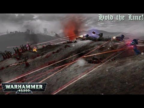 Warhammer 40,000 (Longplay/Lore) - 020: Hold the Line! (Winter Assault)
