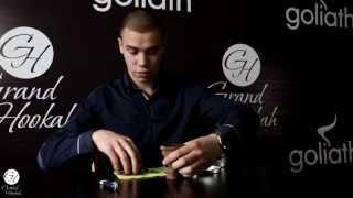 GrandHookah - Как приготовить кальян  Видео для новичков