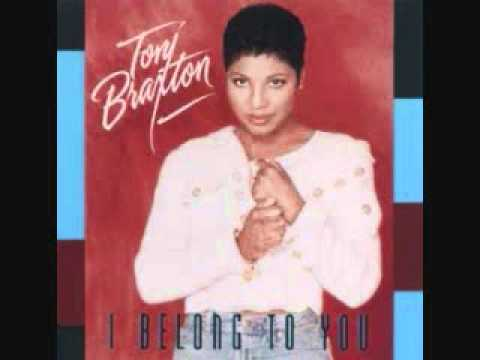 Toni Braxton - I Belong to You (707 Extended Rollerskate Version)