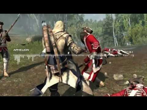 Assassin's Creed 3 Soundtrack - Aphelion by Jesper Kyd