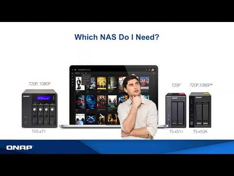 Webinar: Your Ultimate Multimedia Server - Plex on QNAP NAS