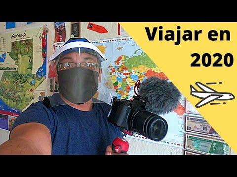 ¡LLEGÓ LA HORA! | Actualización para viajar en 2020 😱😷✈
