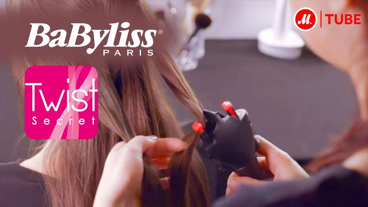 плетение кос с Twist Secret Youtube