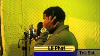 Lil Phat - Studio Session in Charleston, SC {Trill Ent.} FILMED BY DL PRODUCTION
