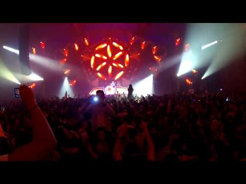 DJ Nosle The Sound of Q-Dance 2014 GoPro
