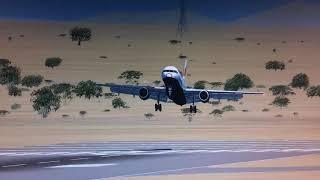 757 Landing 3 FSX