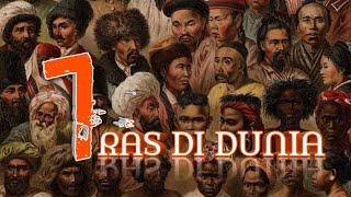 Jarang dibahas. Mengenal 7 Ras terbesar di dunia!