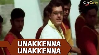 Unakkenna Unakkenna Video Song | Attagasam | Ajith Kumar
