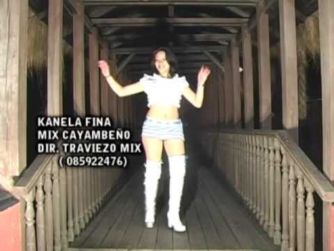KANELA FINA MIX CAYAMBEÑO (video oficial)