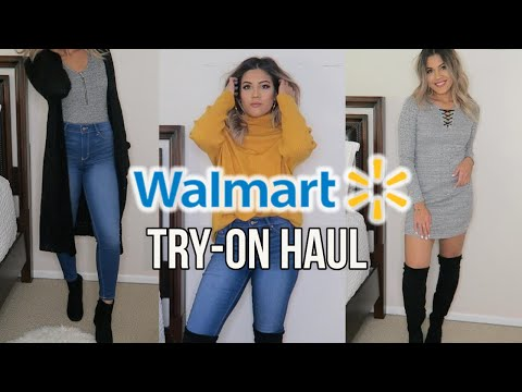 BOUGIE ON A BUDGET | STYLING WALMART CLOTHES & TRY-ON HAUL