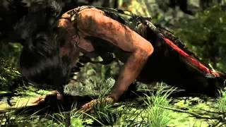 TOMB RAIDER AMAZING FOREST FLYING SCENE (REAL TIME GAMEPLAY GRAPHICS) Thumbnail