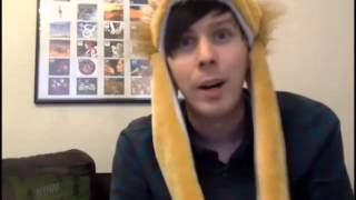 AmazingPhil - YouNow September 13, 2014