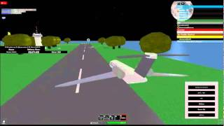 Cessna Citation X CRASH (auf roblox)