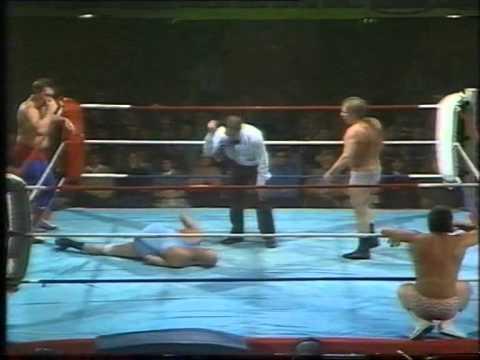 ITV UK Wrestling tag team special - 1984