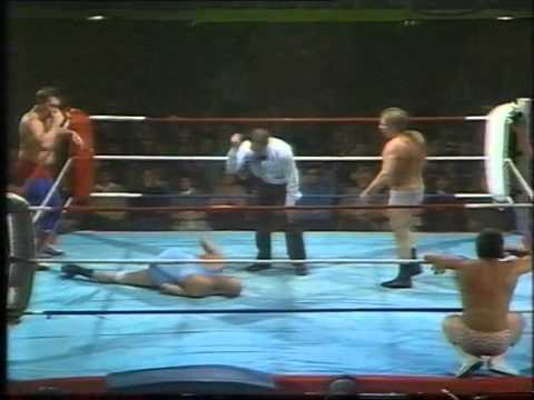 Celebrity Wrestling on ITV — Digital Spy