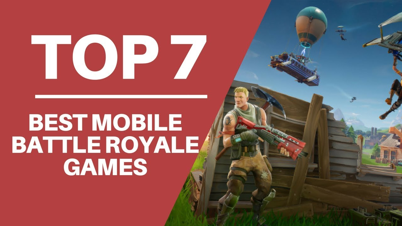 7 Games Like Fortnite And Pubg Top Best Battle Royale For Android And Ios Youtube